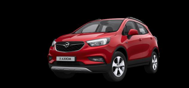 Opel Mokka 2017