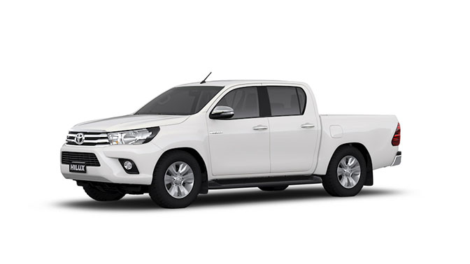 Toyota Hilux D/C 2020