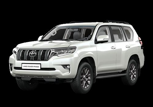 Toyota Prado 2019