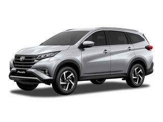 Toyota Rush-GL 2020
