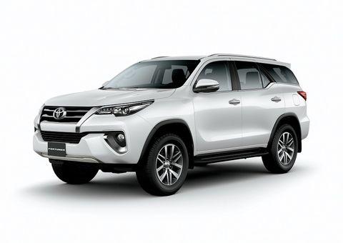 Toyota Fortuner Exr 2.7l At 2021