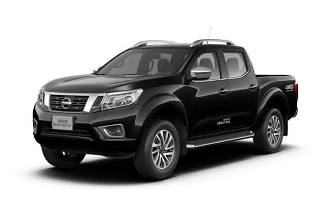 Nissan Navara 2WD ASF Grade 2020