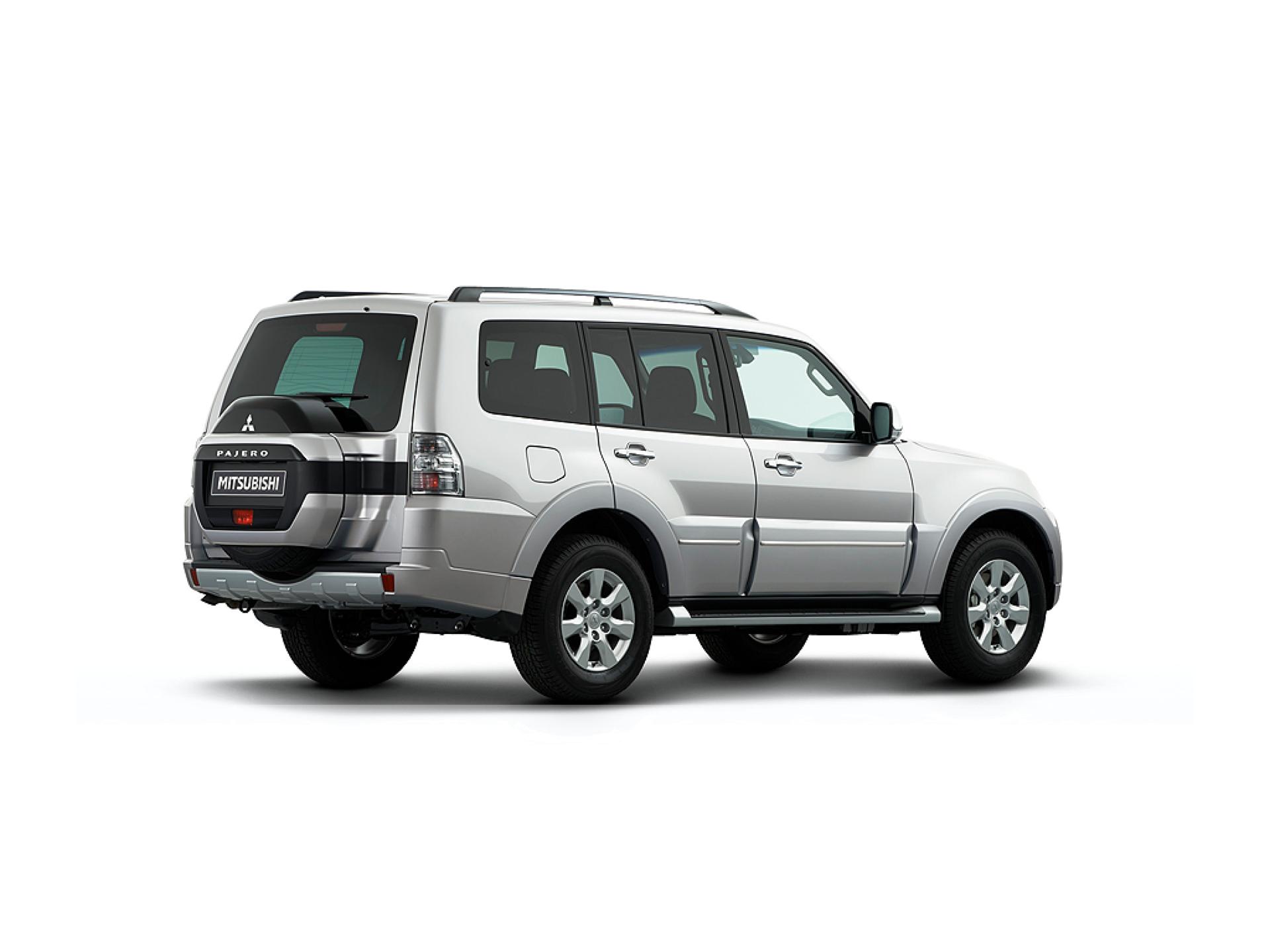 Mitsubishi Pajero 3.0L 2019
