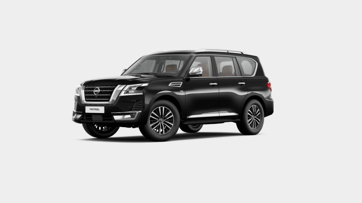 Nissan Patrol LE Titanium 2021