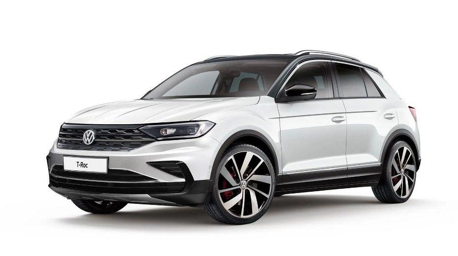 Volkswagen T-roc 1.4l Style 2021