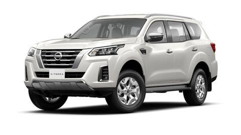 Nissan X-Terra 2021