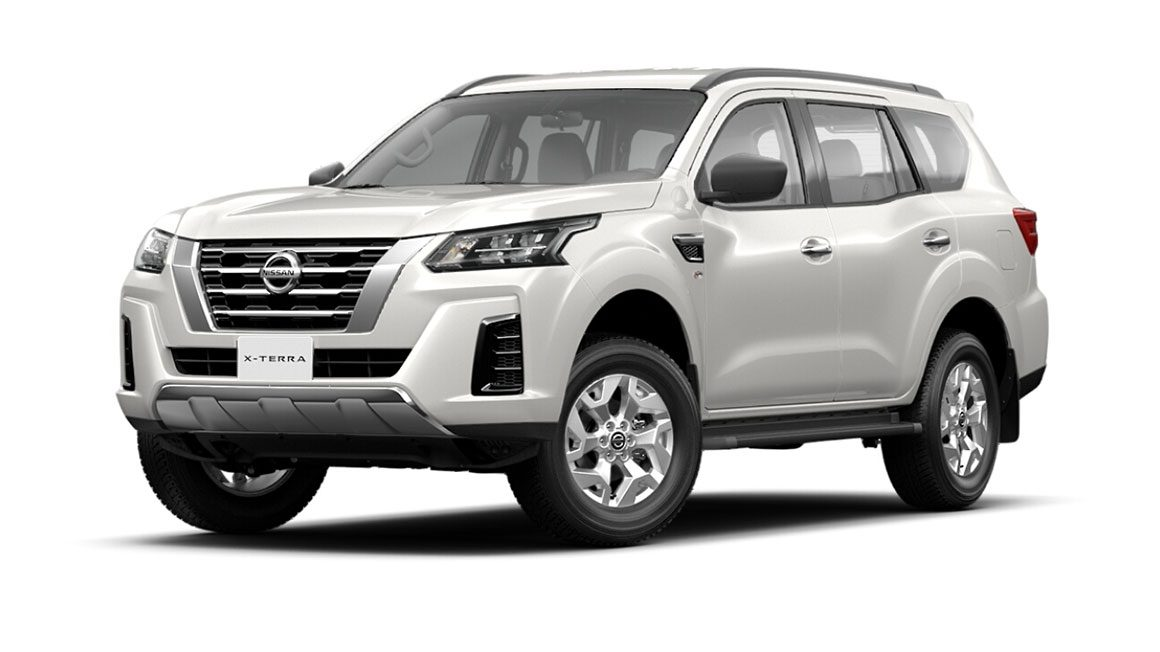 Nissan X-terra Titanium 4WD 2021