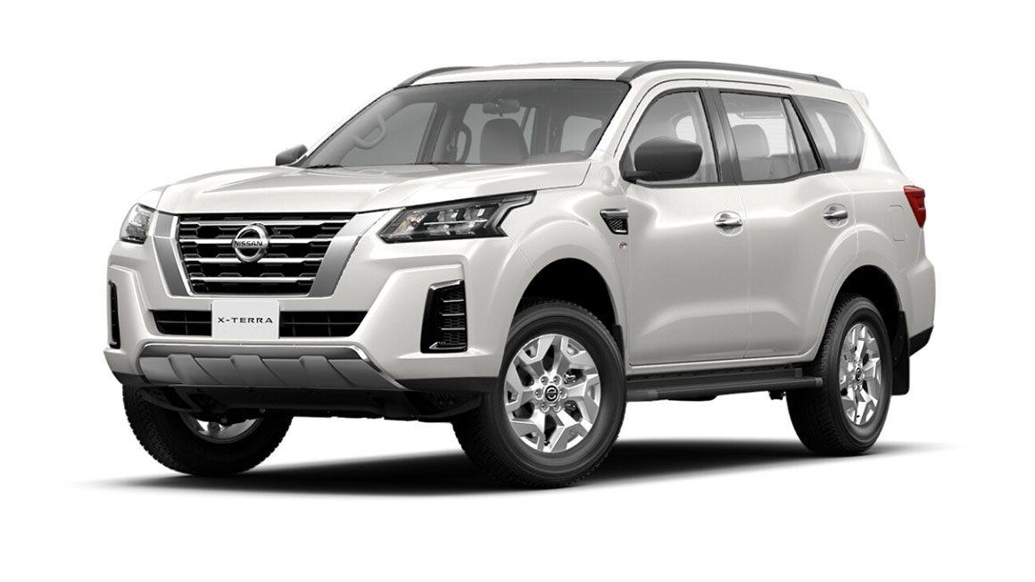 Nissan X-terra Platinum 2.5l At 4wd 7 Seats 2021