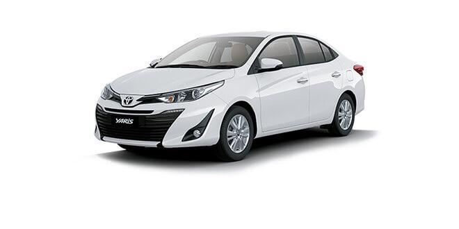 Toyota Yaris 1.5l 2021